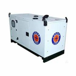 160 KVA Cooper Electric Generator Set