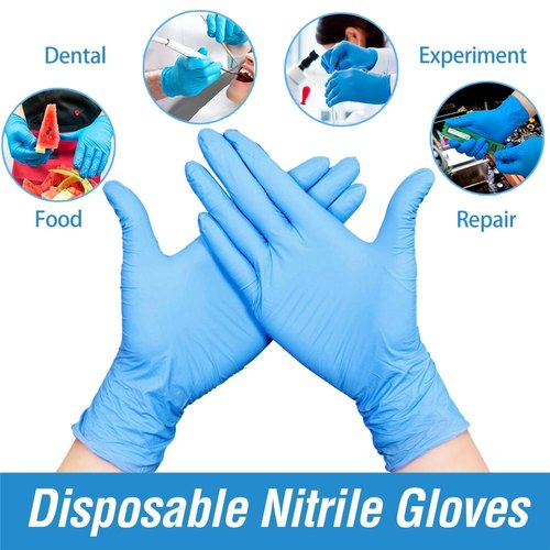 NIRJHAR NITRILE GLOVES