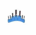 Vts Solid Carbide End Mills Dia.8x100mm