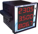 Digital Volt-Amp-Watt Meter (DVAW-1.)