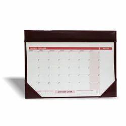 Desk Printed Monthly Planner
