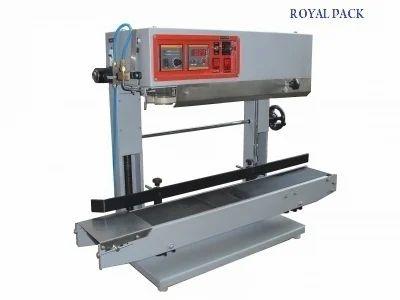 Sealing Machine - Vertical Band Sealing Machine Manufacturer from Mumbai