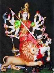 Marble Bengali Durga