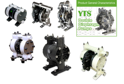 AODD ( Air Powered Double Diaphragm Pump)