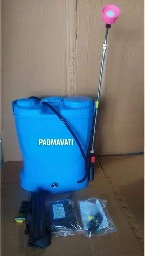 Spray Pump Battery Operated Full Body And Material Sanitize Spray Pumps