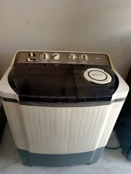 Semi Automatic Washing Machines Rental Services