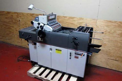 hamada 600 cd mini offset printing machine rh indiamart com
