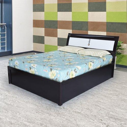 the best attitude d898c ebb7e Royal Oak Grape King Size Bed With Hydraulic Storage (black & White)
