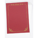 Traditional Wedding Card