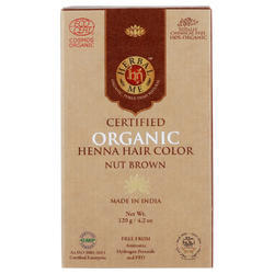 Herbal Me - Organic Nut Brown Henna Hair Color