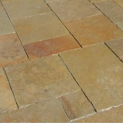 Kota Brown Limestone, Thickness: 15 To 35 Mm, for Flooring