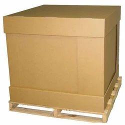 Heavy Duty Plain Corrugated Box