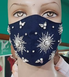 Embroidered masks & fabric masks