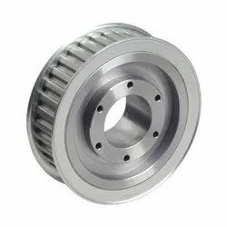 Automotive Pulley, Diameter: 150mm