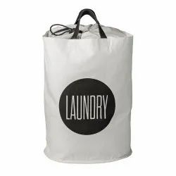 Organic GOTS Certified Cotton Laundry Bag