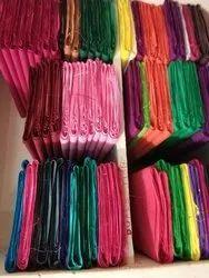 Plain Cotton Fabric, GSM: 150-200