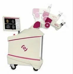 Rosa Brain Surgical Assistant Robot With Touch Free Registration
