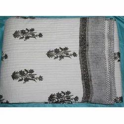Jaipuri Traditional Printed Machine Quilt