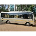 Ac Seater Bus Luxury Coach Rental Service, Seating Capacity: 22 Seats, Daily Pickup Drop