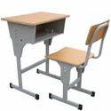 Adjustable School Furniture Desk Bench Classroom Table