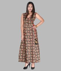 Cotton Full Length Dress