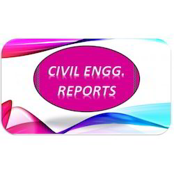 Civil Engineering Project Reports