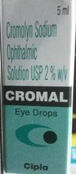 Cromal Eye Drops
