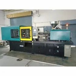 Screw Type Hydraulic Plastic Injection Moulding Machine
