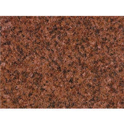 Marble Bruno Red Granite Slabs, for Wall Tile, 5-10 mm