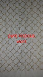 Pure Chinon Dyeable Work Fabric