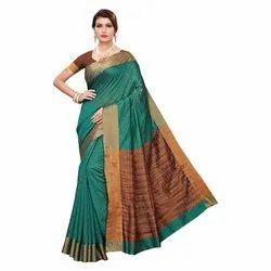 New Design Cotton Silk Saree