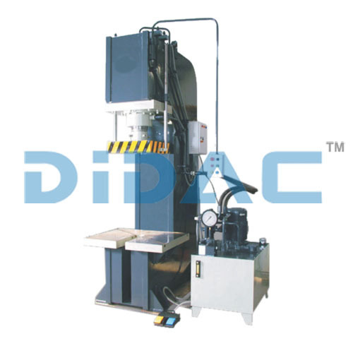 Automatic Hydraulic Press