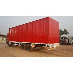 Mild Steel JT Heavy Truck Body