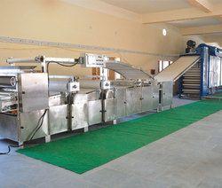 Papad Processing Machine