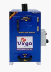 VIRGO Sanitary Napkin Incinerator Machine MSMAX250