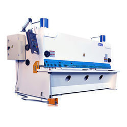 Hydraulic Guillotine Shear