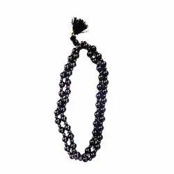 Black Gemstone Magnetic Necklace