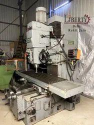 Rambaudi Vertical Bed Milling Machine