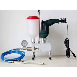 Dual Injection Grout Pump