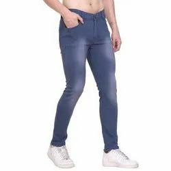 Comfort Fit Mens Casual Denim Jeans