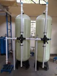 Frp YELLOW SAND & CARBON FILTER, 400-600 mm, Vessel Height: 800-1000 mm