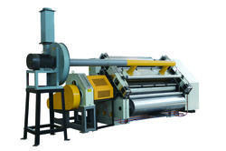 Vacuum  Fingerless Single  Facer Corrugation  Machine