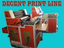 Color Non Woven Offset Printing Machine