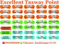 Income Tax Registration Services
