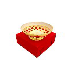 GS 2 Tone Round Shape Single Bowl
