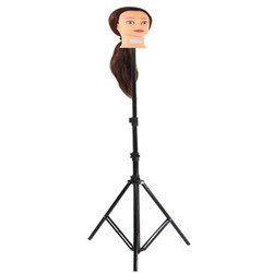 Hair Dummy Stand with Adjustable Height