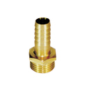 Brass Female Hose Nipple, Size: 3/4 Inch, For Industrial