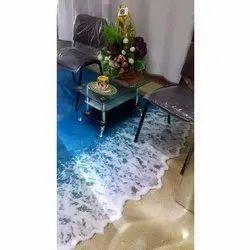 3D Epoxy Flooring Service