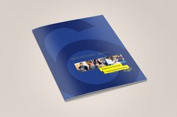 1 Week Brochure Layout and Graphic Design, India