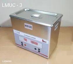 LMUC-3 Digital Ultrasonic Cleaner